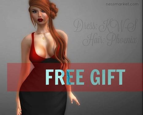 Mini Elettra Many KWS Gifts - NessMarket | 亗 Second Life Freebies Addiction & More 亗 | Scoop.it