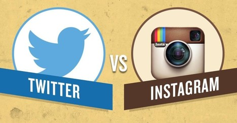 The Big Difference Between Twitter and Instagram Will Determine Who Wins   Social Media   Scoop.it