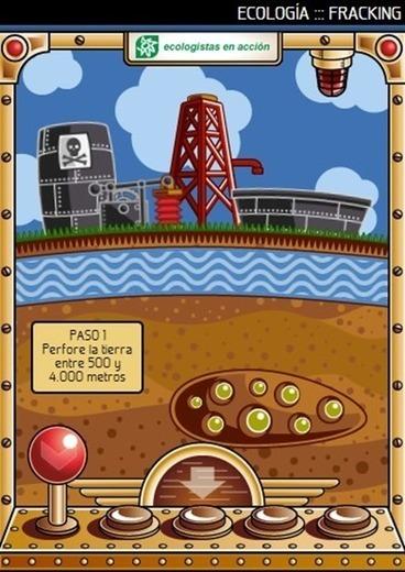 ¿Qué es el Fracking? Animación interactiva | Macroeconomía, Turismo y Política | Scoop.it