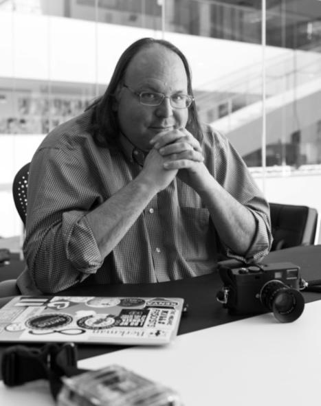 """Ethan Zuckerman: """"Todavía no entendemos muy bien cómo ocurre el cambio social en la era digital"""" - OpenMind   Híbridos   Scoop.it"""