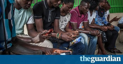Can the internet reboot Africa? | IB GEOGRAPHY GLOBAL INTERACTIONS | Scoop.it