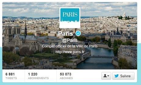 Community management : l'utilisation des médias sociaux par la ville de Paris - Blog du Modérateur | Médias sociaux et tourisme | Scoop.it