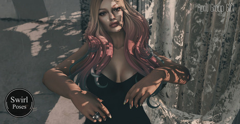 April Group Gift AD | Finding SL Freebies | Scoop.it
