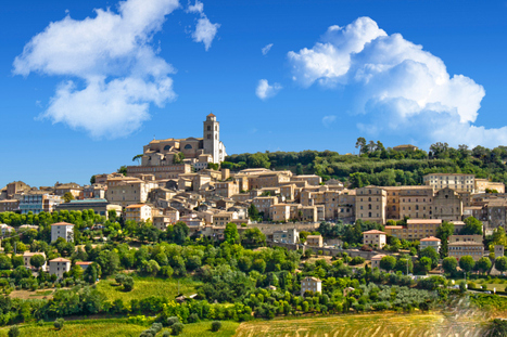 Fermo the pre-Roman town in Le Marche Region of Italy | Le Marche another Italy | Scoop.it