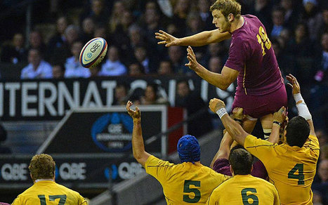 Chris Robshaw: England have to be more ruthless about putting points on the board - Telegraph | The World of Rugby Football Union | Scoop.it