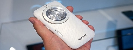 Samsung Galaxy K Zoom With 20.7 MP Camera: Perfect Memory Capture | Best Price Comparison of Products | Scoop.it