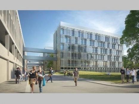 Le campus universitaire Lyon-La Doua veut entrer dans le 21e siècle | Dans l'actu | Doc' ESTP | Scoop.it