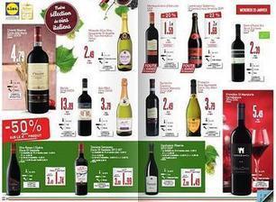 Promotion: Lidl fait la part belle aux vins italiens. | Vos Clés de la Cave | Scoop.it