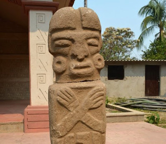 The Archaeology News Network: Villagers discover ancient ball game statue in Mexico | Anthropology Topics | Scoop.it