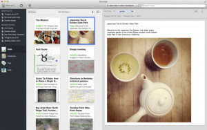 Evernote 5 launches with revised interface, new search and collaboration features | Macworld | Digital Collaboration and the 21st C. | Scoop.it