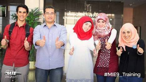 Dr. Nezar Sami at MIE9 Training | MIE9 Training - Held at ITI, Smart Village Giza during April 2014. | Scoop.it