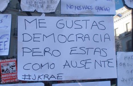 Estadísticas de la # spanish revolution en Twitter | Twit4D | Scoop.it