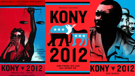 KONY 2012 - WATCH THE FILM | Websites to Share with Students in English Language Arts Classrooms | Scoop.it