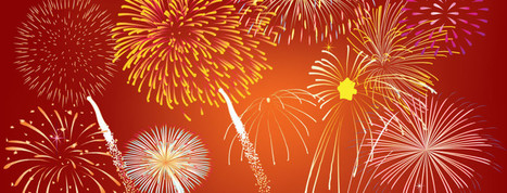 How to Create Fireworks In PowerPoint Using Animations | Digital Presentations in Education | Scoop.it