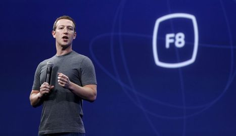 """Here's what Mark Zuckerberg thinks about the future ofnews (""""reading news on gadgets can save paper"""") 