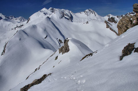 La Newsletter de Avril - Mai des Balades et Randonnées de Fred, walk on a wild side   Fredorando   Scoop.it