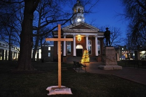 In Leesburg, holiday displays bring controversy and change | Modern Atheism | Scoop.it