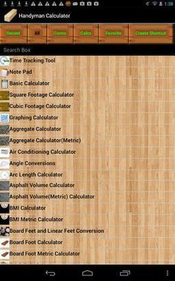 Handyman Calculator Pro v2.1.6 free download | Source | Scoop.it