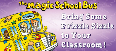 The Magic School Bus Teaching Resources | Scholastic.com | Primary School Teaching | Scoop.it