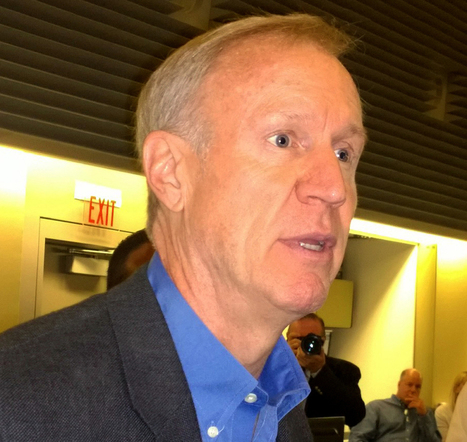 Illinois school districts back Rauner plan to undo school mandates - Chicago Sun-Times | Illinois Legislative Affairs | Scoop.it