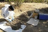 Secta de Colliguay: SML busca más restos óseos de bebé en tierra extraída desde fundo | Antares de la Luz | Scoop.it