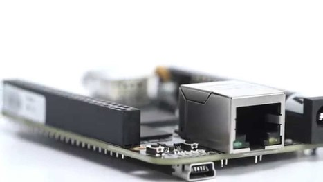 Up Close with the BeagleBone Black Revision C #BeagleBoneBlack @TXInstruments @BeagleBoardOrg | Raspberry Pi | Scoop.it