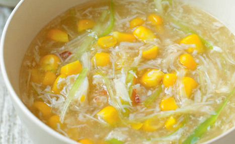 Bedok Crab and Corn Soup Recipe Make at Home | Phone Apps Game Reviews Tech | Scoop.it