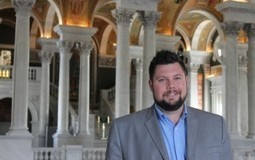"Primary Sources in Science Classrooms: Introducing Trey Smith, 2015-2016 Library of Congress Science Teacher in Residence | Teaching with the Library of Congress | Buffy Hamilton's Unquiet Commonplace ""Book"" 