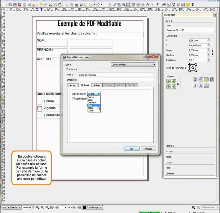TUTO VIDEO Créer un PDF modifiable avec un outil libre et gratuit - YouTube   TIC et TICE mais... en français   Scoop.it