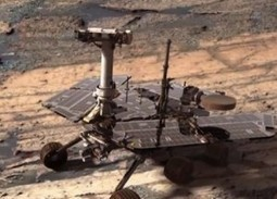 This date in science: NASA rover Opportunity blasts off to Mars - EarthSky | Science Education | Scoop.it