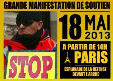Rencontre avec Bruno Boulefkad (grande manifestation de soutien ce 18 mai 2013) | Toute l'actus | Scoop.it
