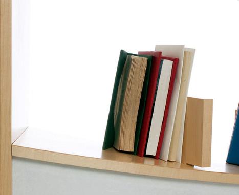 Reading Sanctuary: Cool Bookshelf, Perhaps for Children | Read Ye, Read Ye | Scoop.it