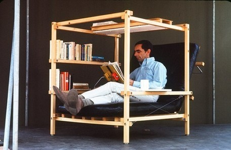 MAK Austrian Museum of Applied Arts / Contemporary Art | Nomadic Furniture 3.0 New Liberated Living | design exhibitions | Scoop.it