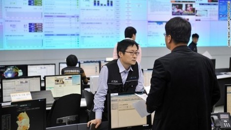 South Korea says hacking not from Chinese address | MENA IT Review | Scoop.it
