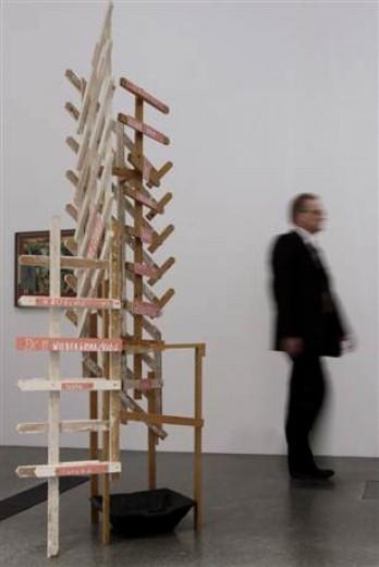 Signora delle pulizie distrugge capolavoro d'arte contemporanea: pensava fosse sporcizia - Repubblica.it | Capire l'arte | Scoop.it