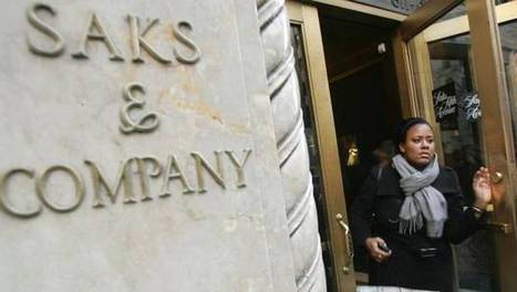 HBC snaps up Saks for $2.9-billion, plans Canadian rollout - The Globe and Mail | Winnipeg Market Update | Scoop.it