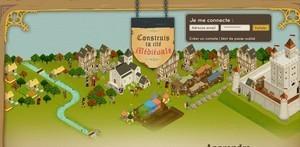 Construis ta cité médiévale – Un jeu ludo-éducatif historique proposé par Curiosphere.tv | pratiques des prof-doc | Scoop.it