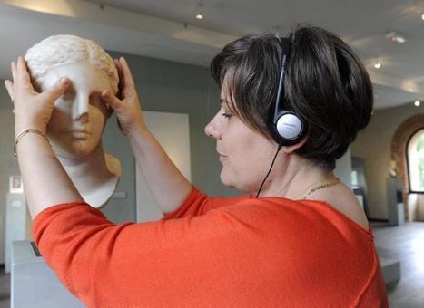 Quelles médiations dans les musées pour les déficients visuels ? - Du Lien par l'Art | Tourisme en Famille - Pistes à suivre | Scoop.it