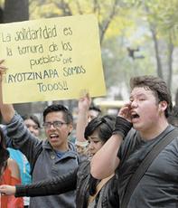 La tragedia de #México: Por qué Ayotzinapa?   Qué hay en Seguridad Pública?   Scoop.it