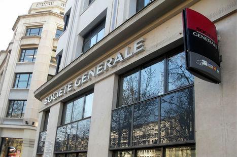 400 agences de la Société Générale, victimes annoncées du digital - L'Usine Digitale   La Banque digitale   Scoop.it