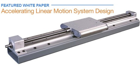 LoPro Linear Actuators - Bishop-Wisecarver | Manufacturing In the USA Today | Scoop.it