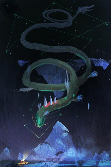 The Art Of Animation, Pierre-Antoine Moelo | Concept art, Painting & Illustration | Scoop.it