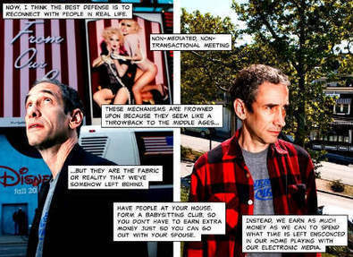 When Karen Berger Told Douglas Rushkoff Not To Do His Comic At Vertigo | Comic Books | Scoop.it