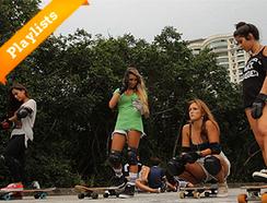 Longboard Feminino - Off Jam   Revista longboard - Matérias   Scoop.it