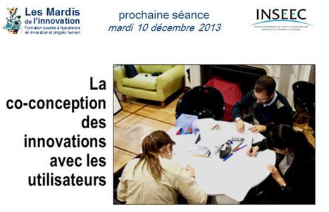 Les Mardis de l'Innovation | Evénements dans l'innovation | Scoop.it