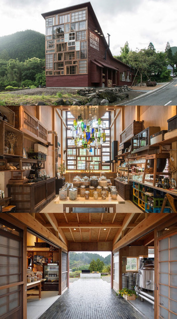This Bar In Japan Is Built Entirely From Trash - eco3tree | Eco Friendly | Scoop.it