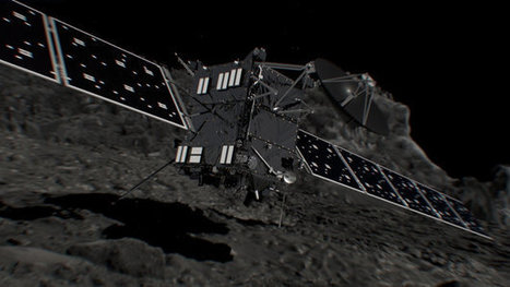 How to follow Rosetta's grand finale | Beyond the Stacks | Scoop.it