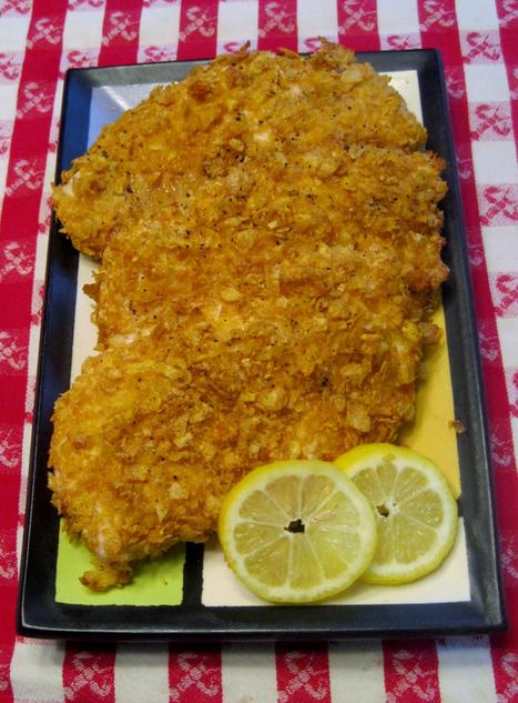 "Simple Crispy ""Fried"" Chicken   Juggling with Julia   American Food   Scoop.it"