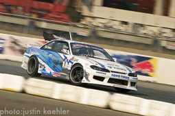 Red Bull Drifting World Championship 2008 // Justin Kaehler | Tuner Cars | Scoop.it