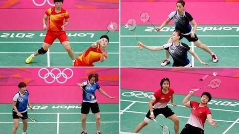 Londres 2012: El video del escándalo en bádminton - EL INTRANSIGENTE . COM | Badminton el deporte de raqueta mas rápido del mundo | Scoop.it